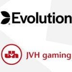 Evolution strikes deal with JVH gaming
