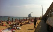 barcelona beach_mini