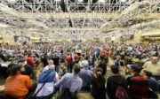 Look at all the people! Image © PokerNews.